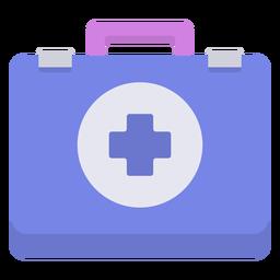 Hospital medical box flat