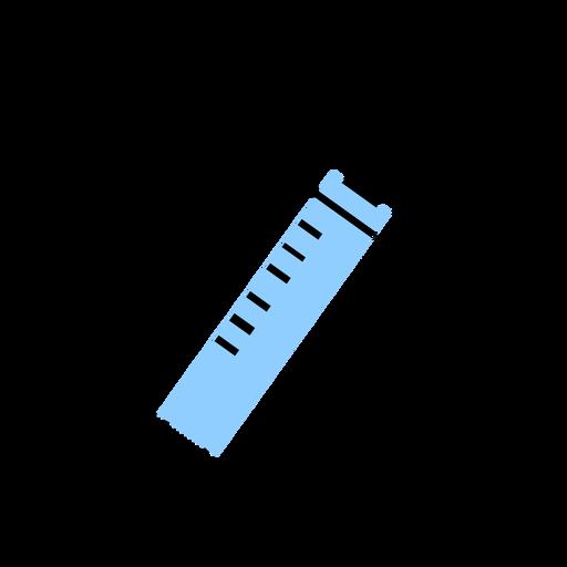 Hospital syringe color