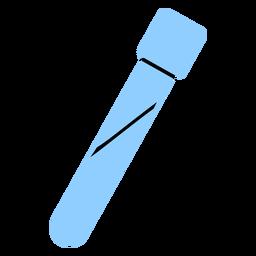 Hospital test tube color