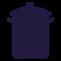 Utensilios de cocina cacerola grande