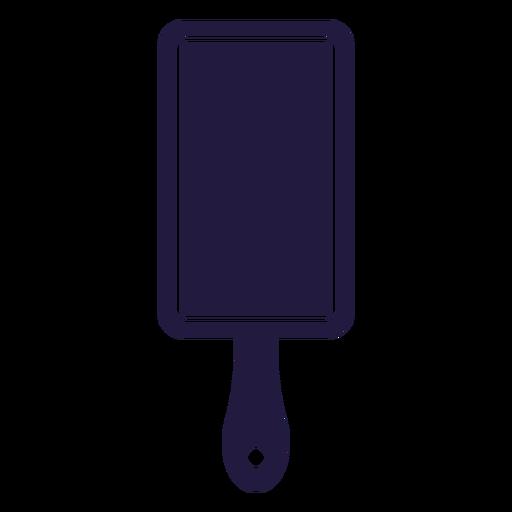 Tabla de cortar de utensilios de cocina