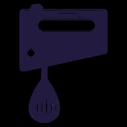 Mezclador de utensilios de cocina