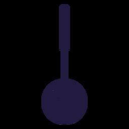 Kitchen utensils skimmer