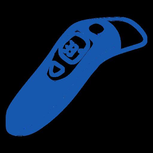 Termómetro infrarrojo para equipos de enfermería