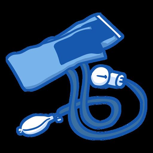 Nurse equipment tonometer color