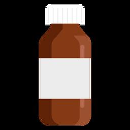 Farmacia jarra alta plana