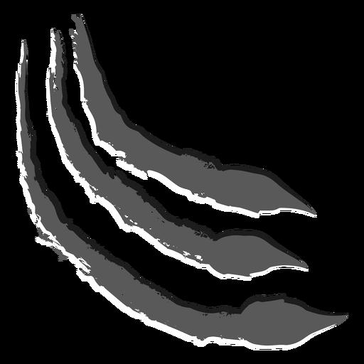 Rayar monocromo realista Transparent PNG