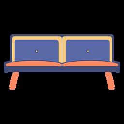 Sofá muebles planos