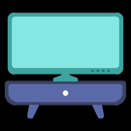 Tv cabinet flat Transparent PNG