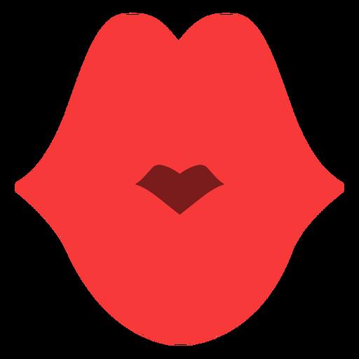 Big kiss flat