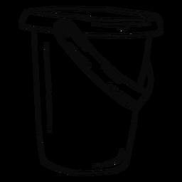 Bucket stroke