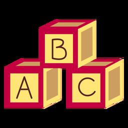 Cubos de cartas de brincar