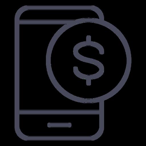 Money app notification icon