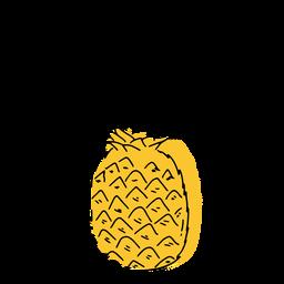 Pineapple flat
