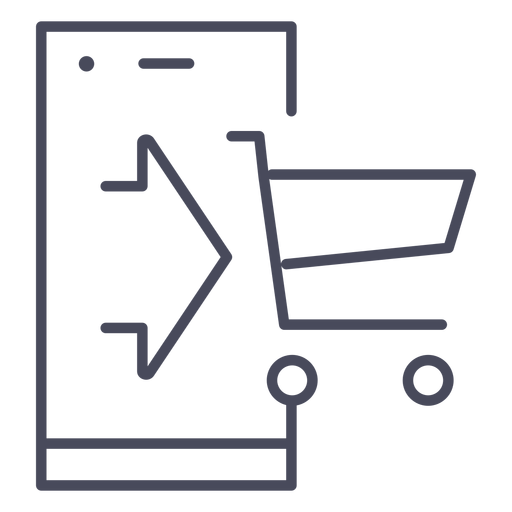 Ícono de la aplicación de compras
