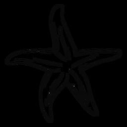 Starfish stroke starfish