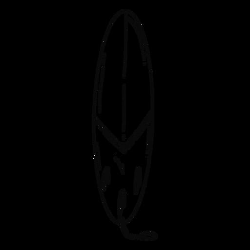 Golpe de tabla de surf