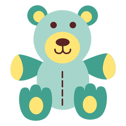 Teddy bear flat