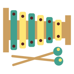Xylophone flat