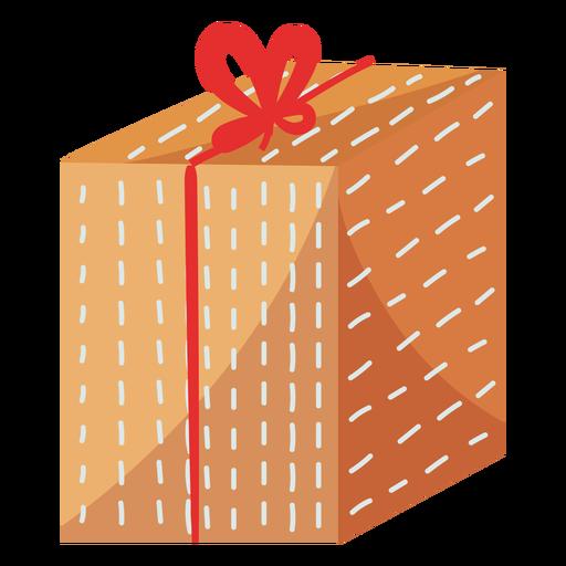 Dash lines present box