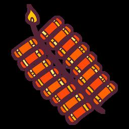 Petardos de Diwali
