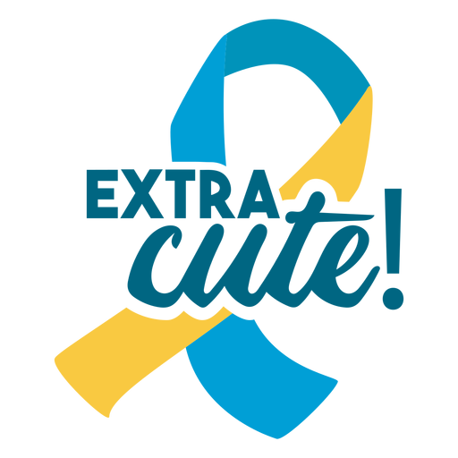 Exrtra cute support ribbon