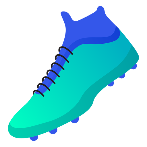 Football boot icon Transparent PNG