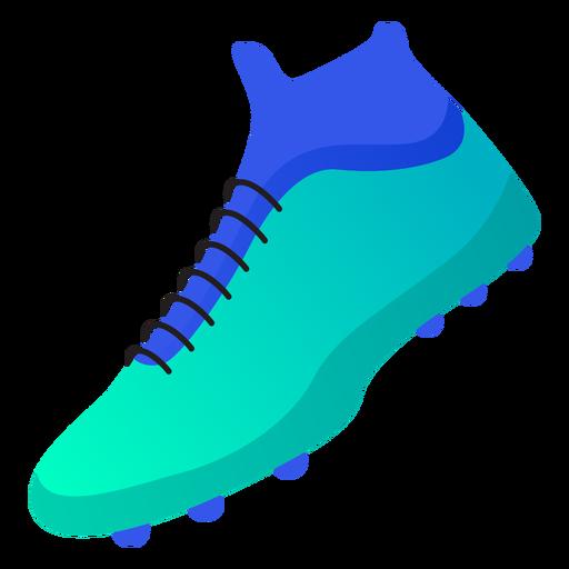 Icono de bota de fútbol