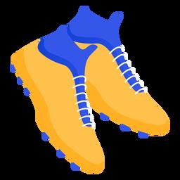 Icono de botas de fútbol
