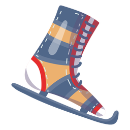 Elemento de patinação no gelo