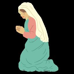 Personaje de la natividad de María
