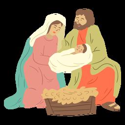 Natividad sagrada familia