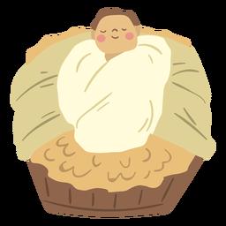 Nativity infant jesus