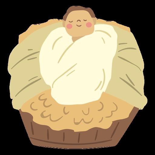 Natividad infantil jesús Transparent PNG