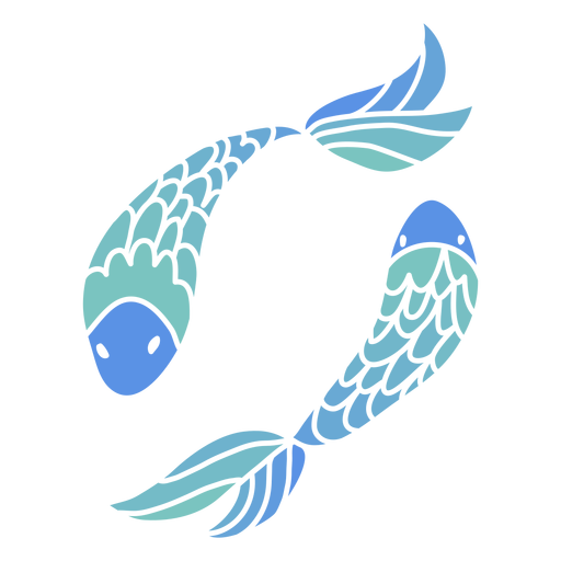 Pisces zodiac sign element