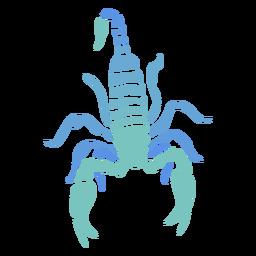 Elemento de signo del zodiaco Escorpio