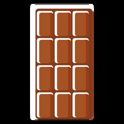 Swiss chocolate icon