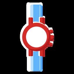 Icono de reloj suizo