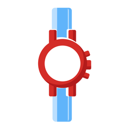 Watch Digital Time Icon Transparent Png Svg Vector File