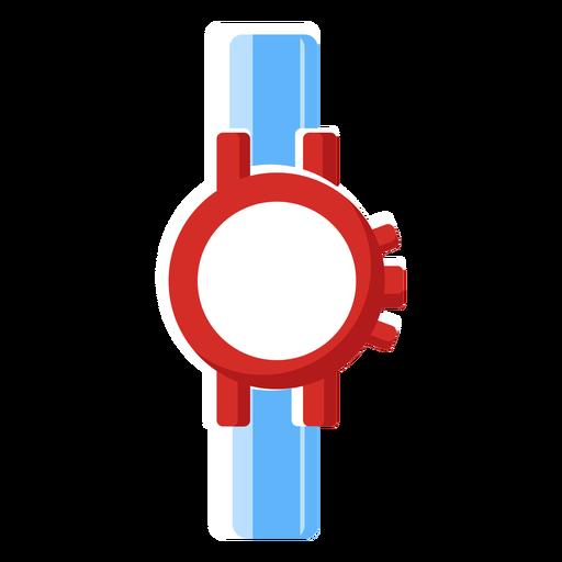 Icono de reloj suizo Transparent PNG
