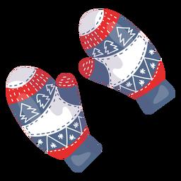 Elemento de guantes de invierno