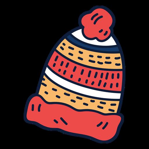 Winter hat cartoon Transparent PNG