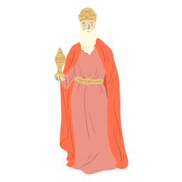 Wise men nativity character