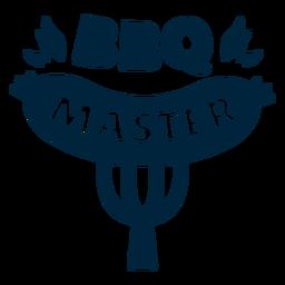 Grill-Master-Abzeichen