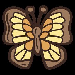 Inseto bonito borboleta