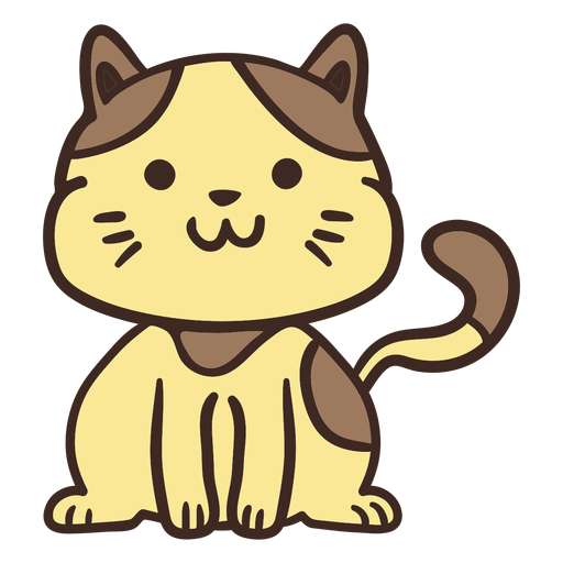 Animal bonito gato