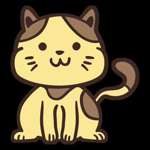 Lindo gato animal Transparent PNG