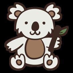Lindo animal koala