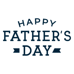 Insignia del día del padre