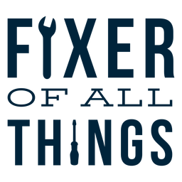 Fixer of all things badge